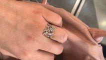 Очень красиво кольцо