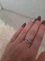 Кольцо красивое