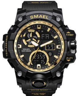 Часы мужские SMAEL: пластик — купить в интернет-магазине SUNLIGHT, фото, артикул 154072