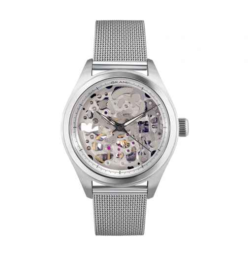 Стальные часы OKAMI Женские механические часы с автоподзаводом −52% 1f9d577b718