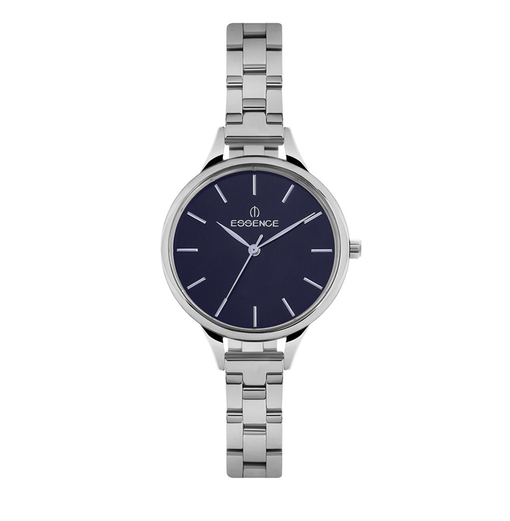 Женские часы ES6548FE.390 на стальном браслете с минеральным стеклом