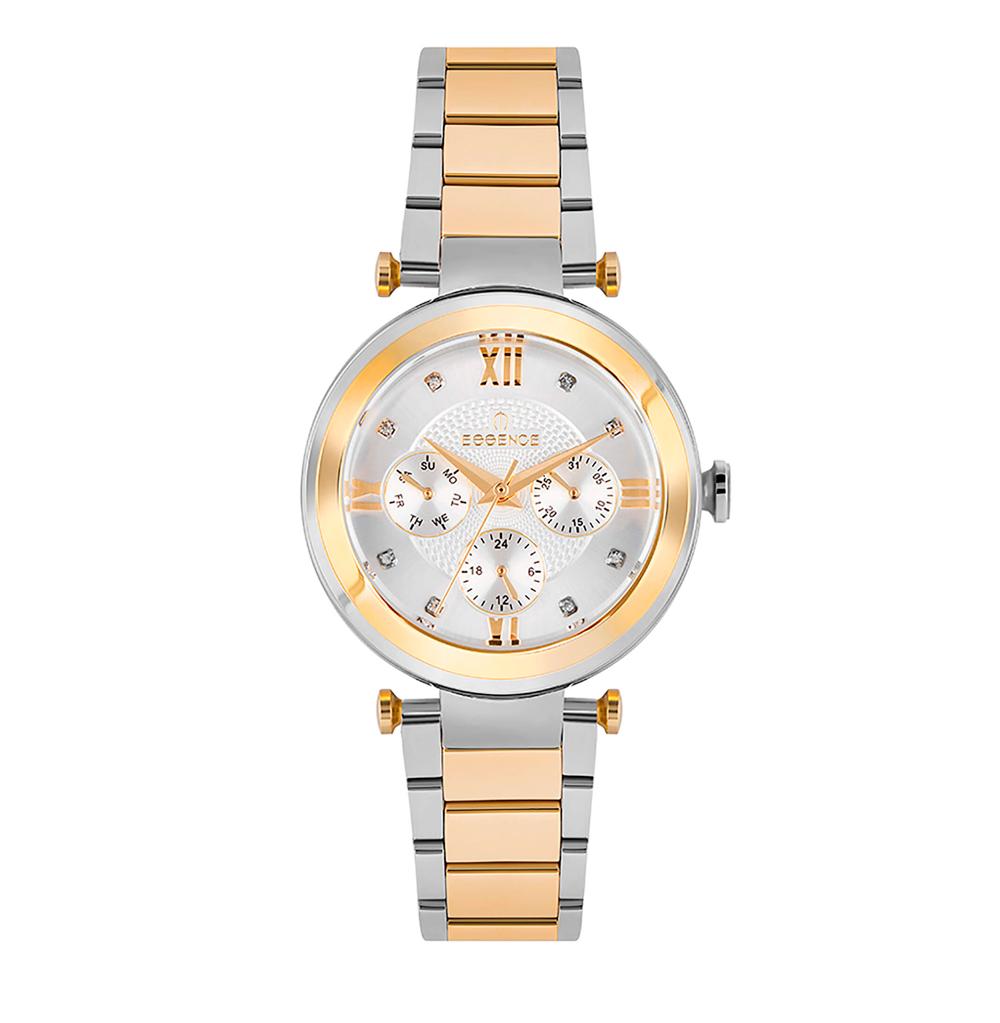 Фото «Женские  кварцевые часы ES6605FE.230 на стальном браслете с минеральным стеклом»