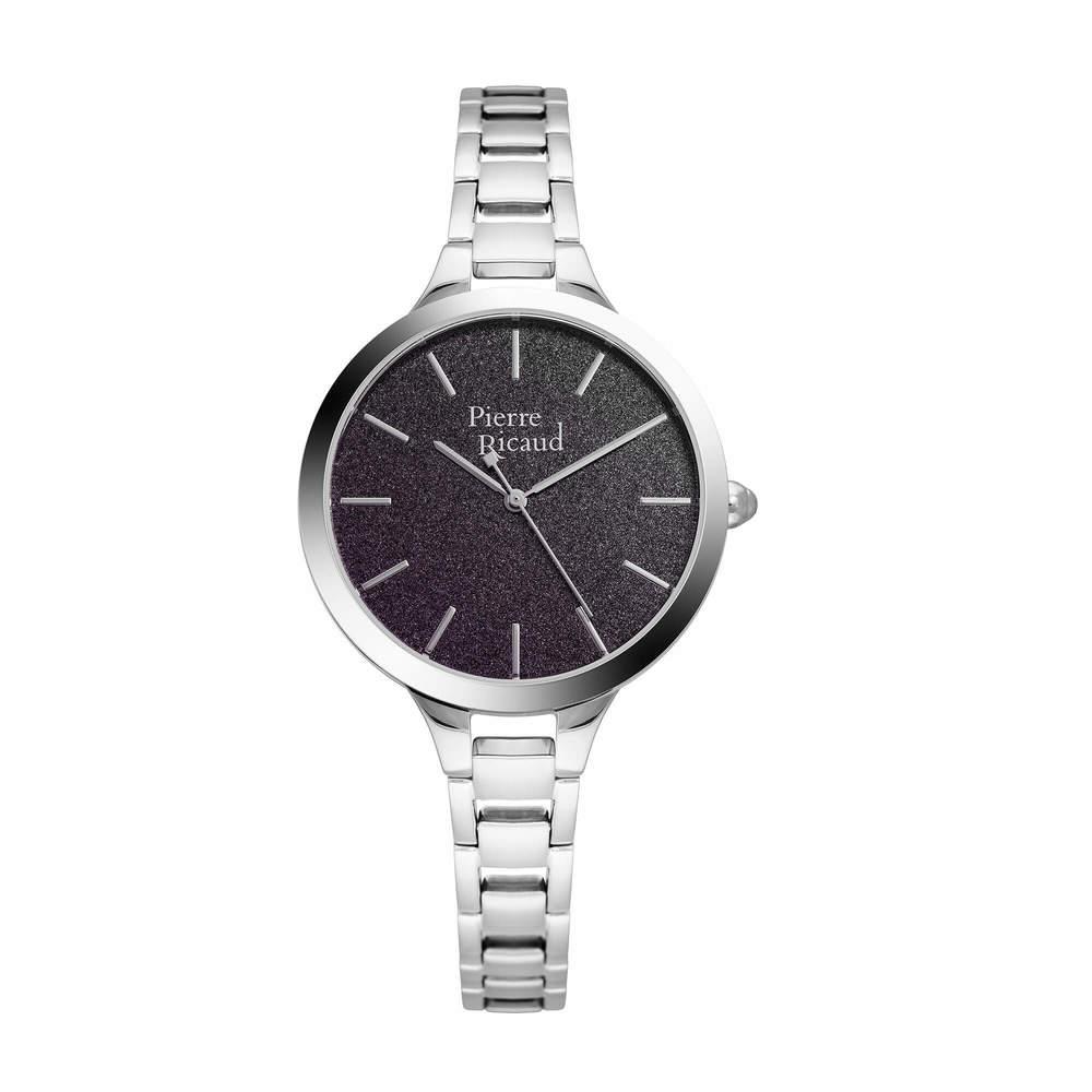 Фото «Женские кварцевые часы P22047.5114Q на стальном браслете с минеральным стеклом»