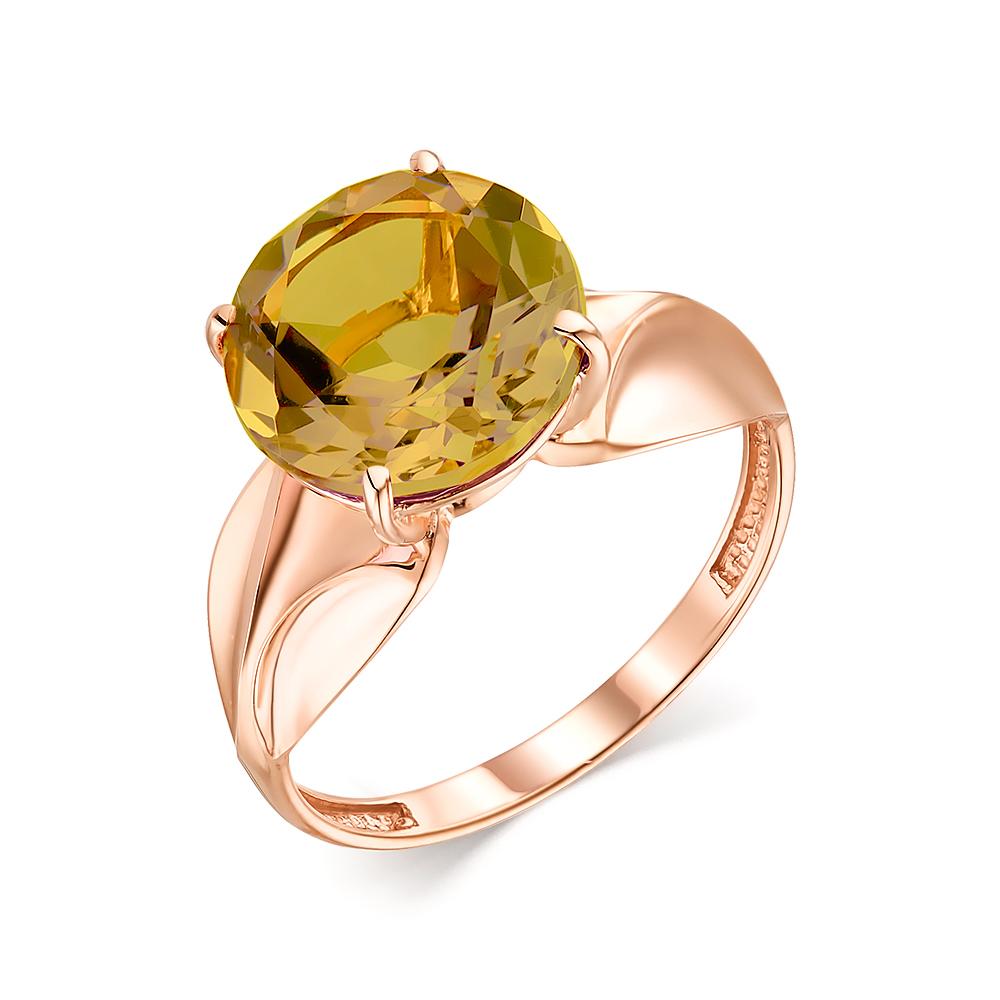 Золотое кольцо с султанитами в Екатеринбурге