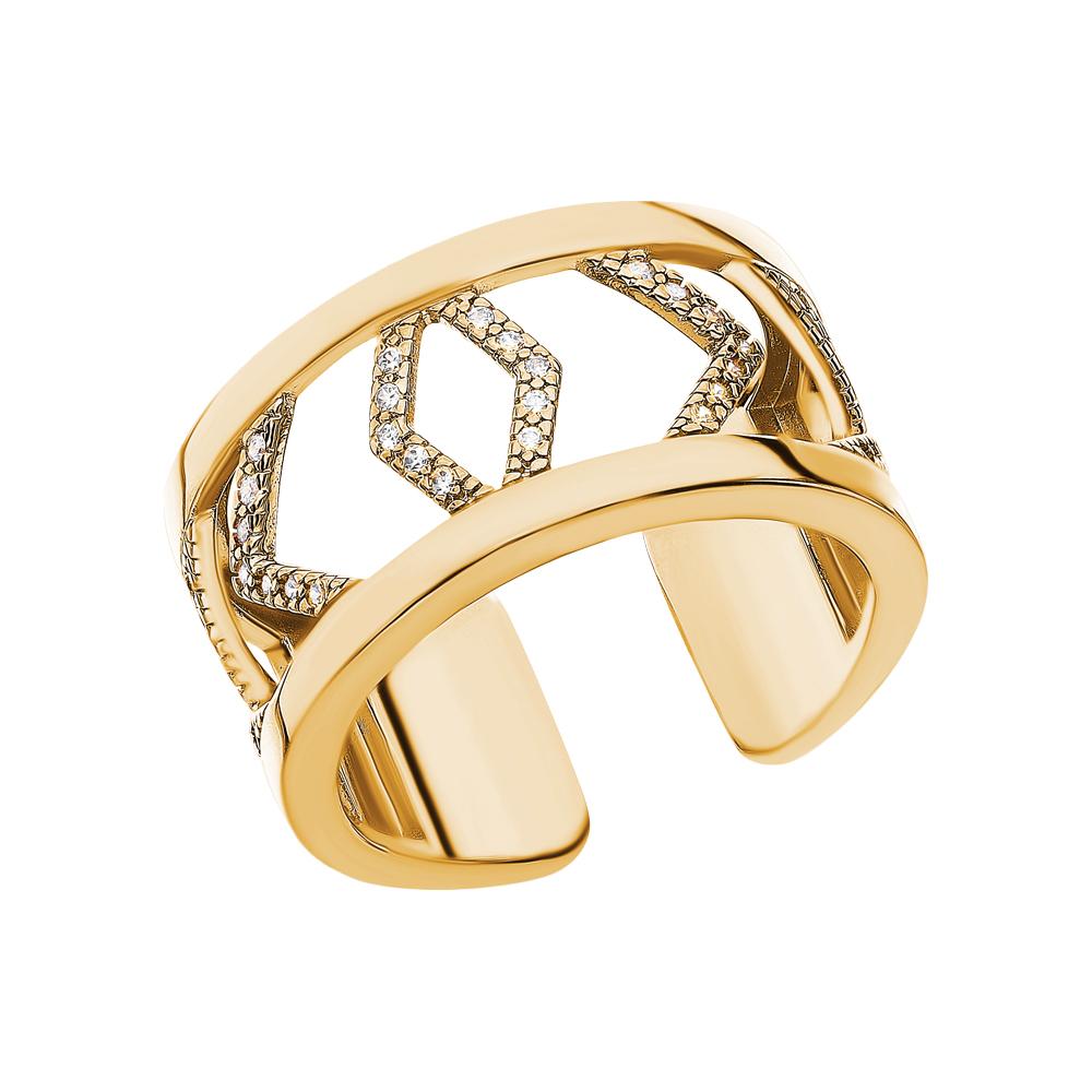 Фото «Стальное кольцо с кубическим цирконием»