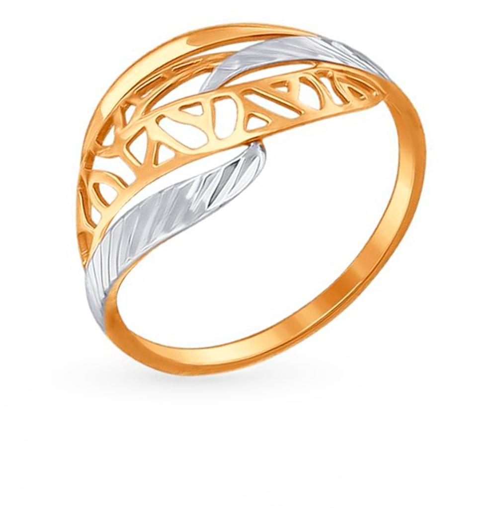 Фото «Золотое кольцо SOKOLOV 017488»