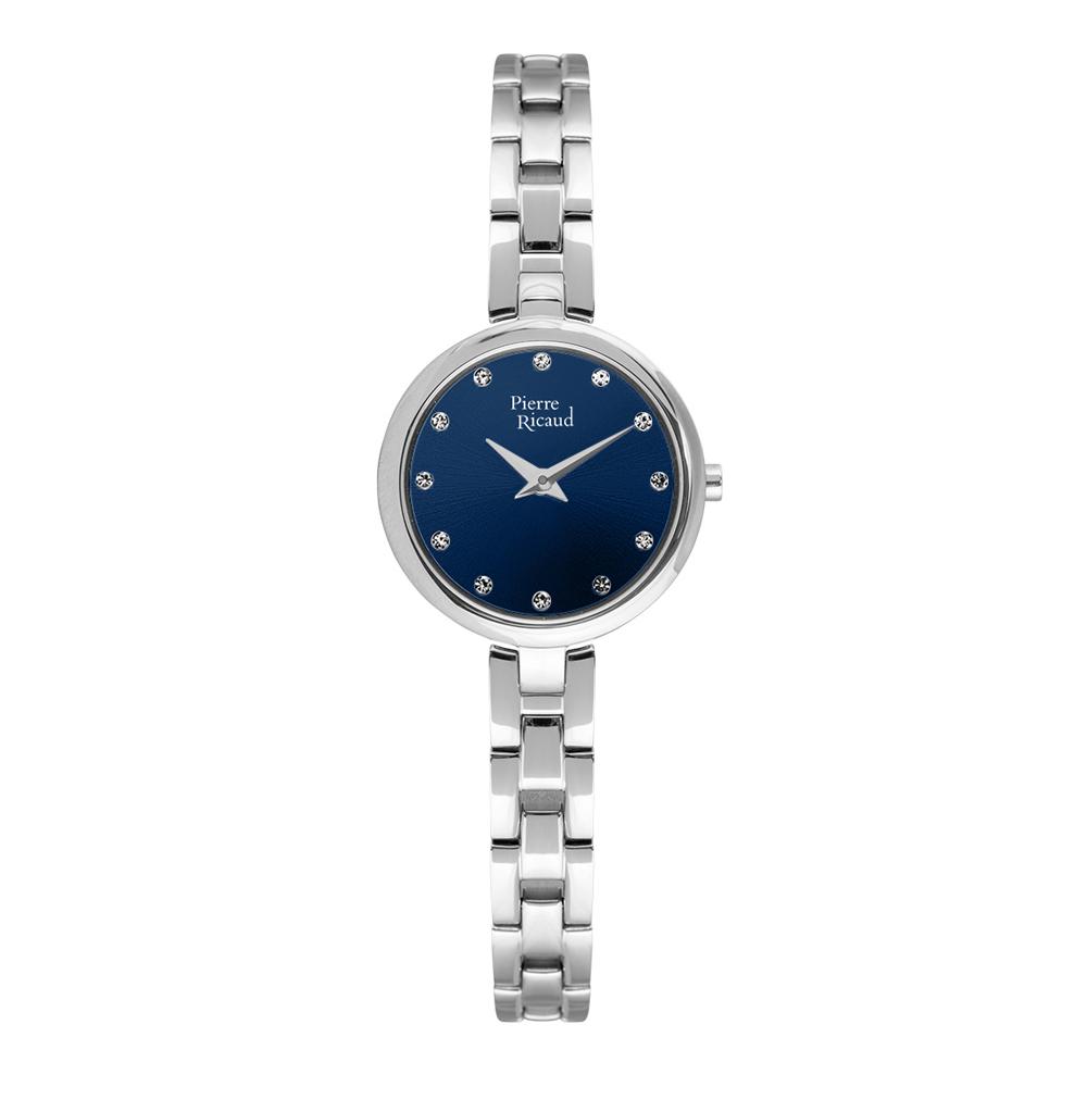 Фото «Женские часы P22013.5145Q на стальном браслете с минеральным стеклом»