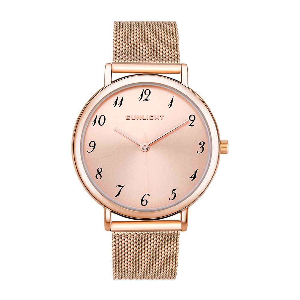 Классические женские часы на миланском браслете в Санкт-Петербурге