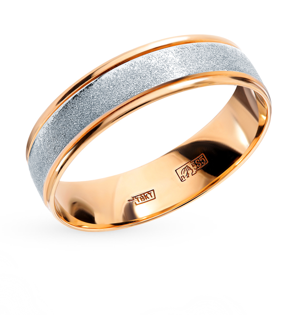 ef3ec01782f2 Золотое кольцо КАМЕЯ Т140613958   красное и розовое золото 585 пробы ...