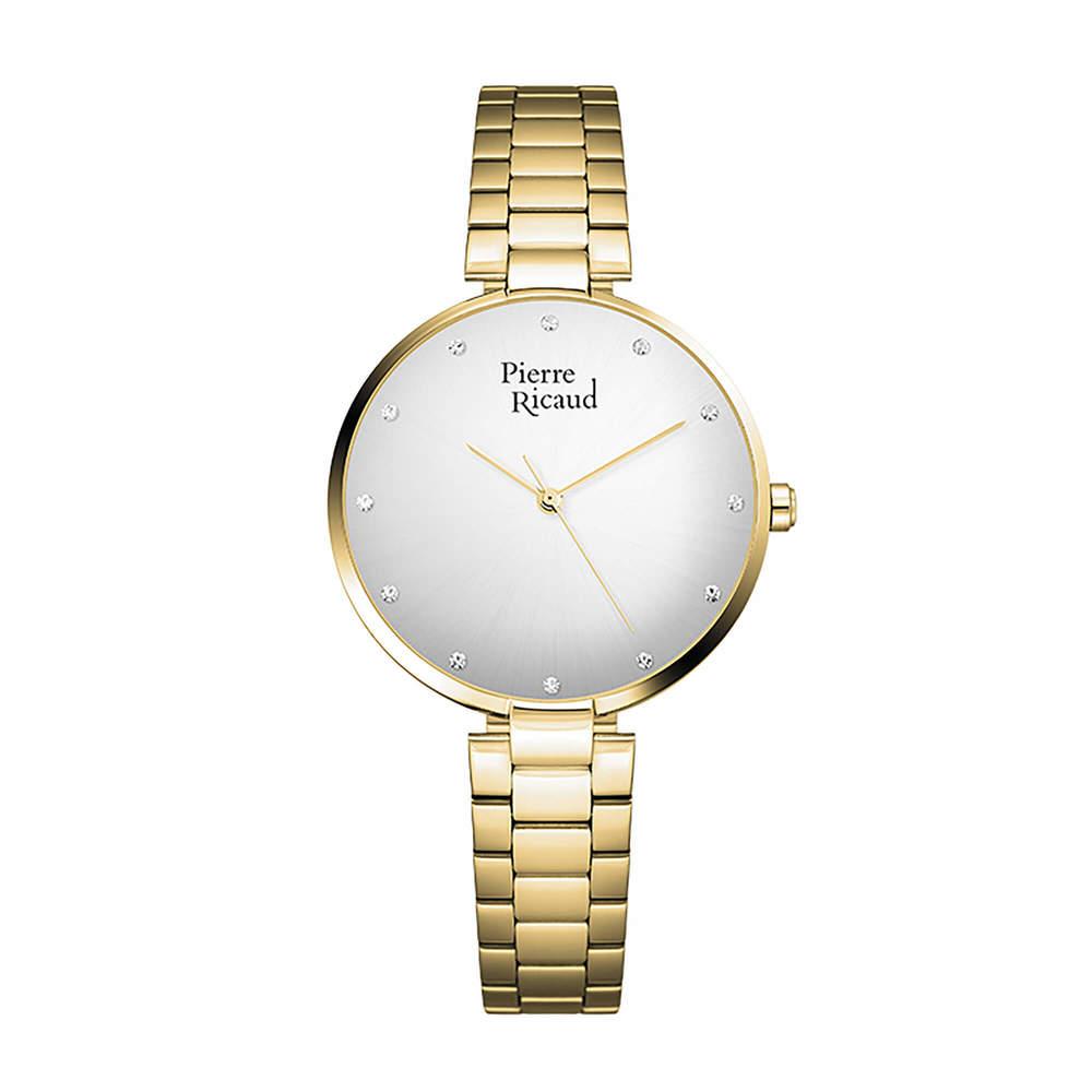 Фото «Женские кварцевые часы P22057.1143Q на стальном браслете с минеральным стеклом»