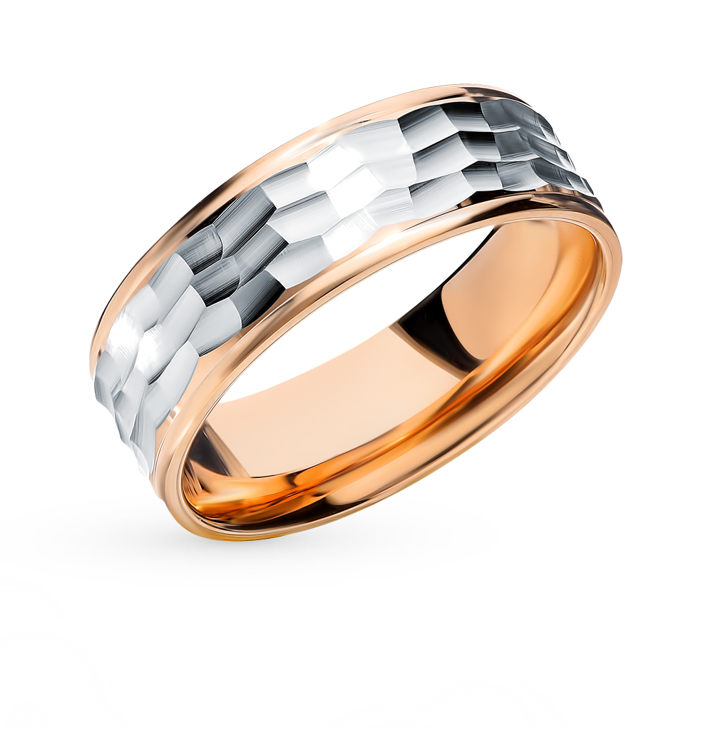 Золотое обручальное кольцо в Екатеринбурге