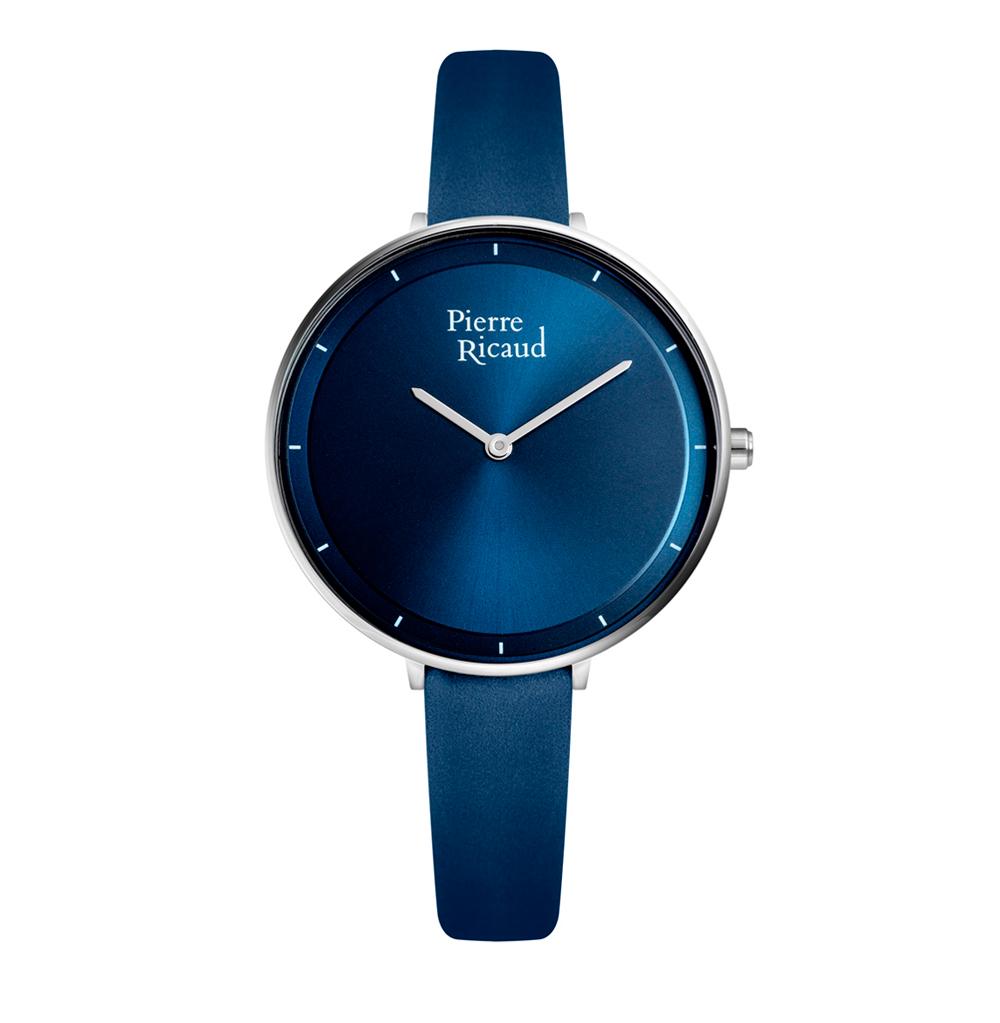 Женские часы P22100.5N15Q на кожаном ремешке с минеральным стеклом в Екатеринбурге