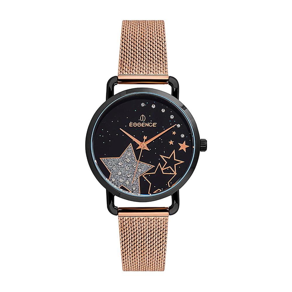 Женские  кварцевые часы ES6530FE.450 на стальном браслете с минеральным стеклом в Екатеринбурге