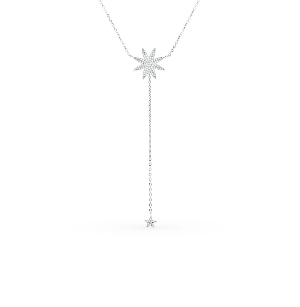 Фото «серебряное шейное украшение»