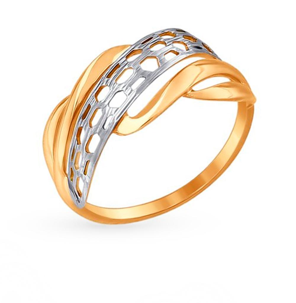 Золотое кольцо SOKOLOV 017466 в Екатеринбурге