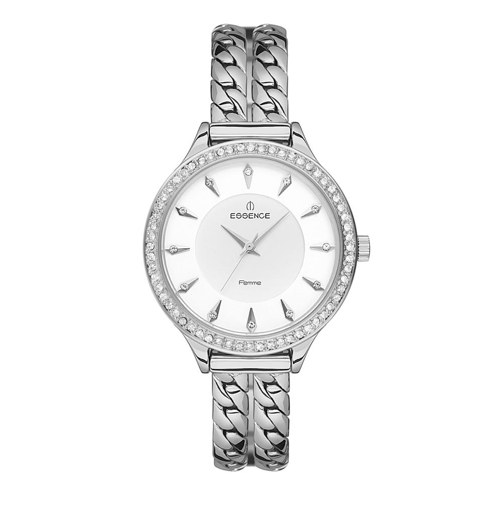 Фото «Женские часы D1075.330 на стальном браслете с минеральным стеклом»