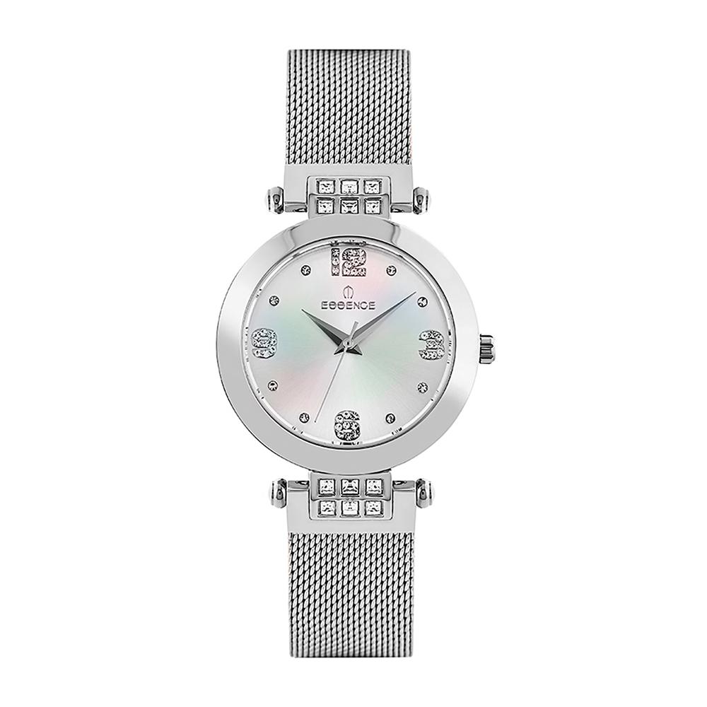 Фото «Женские  кварцевые часы ES6547FE.320 на стальном браслете с минеральным стеклом»