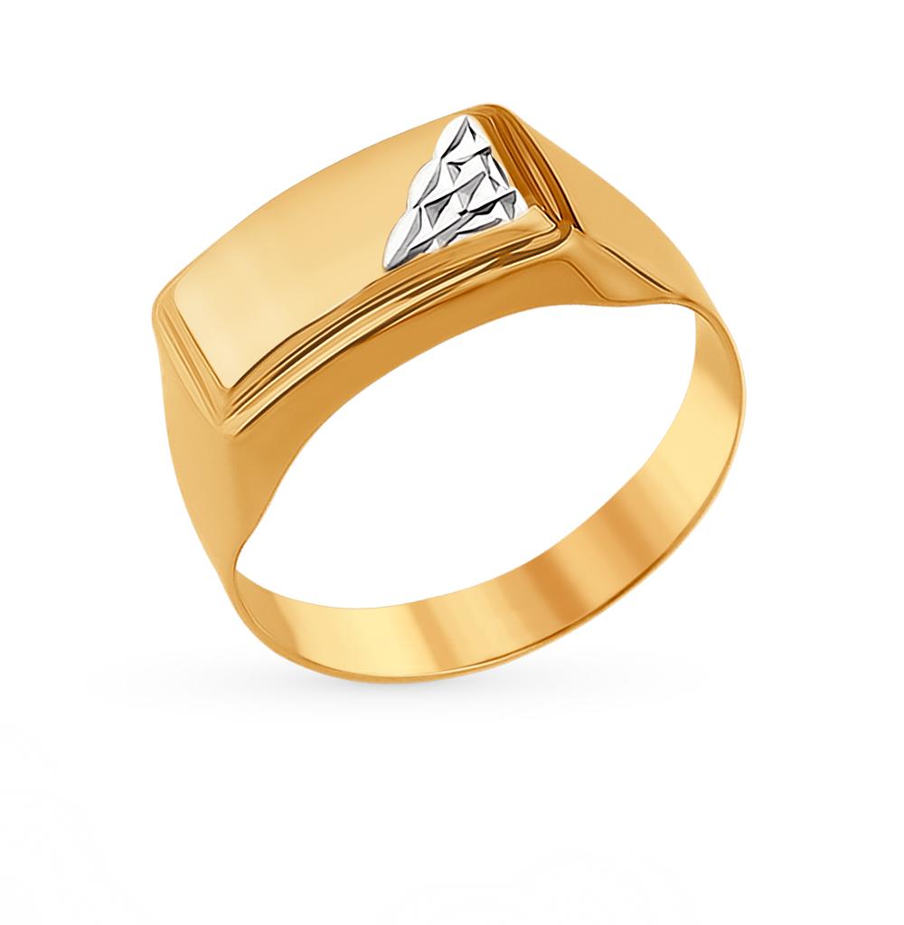 Фото «Золотое кольцо SOKOLOV 012612*»