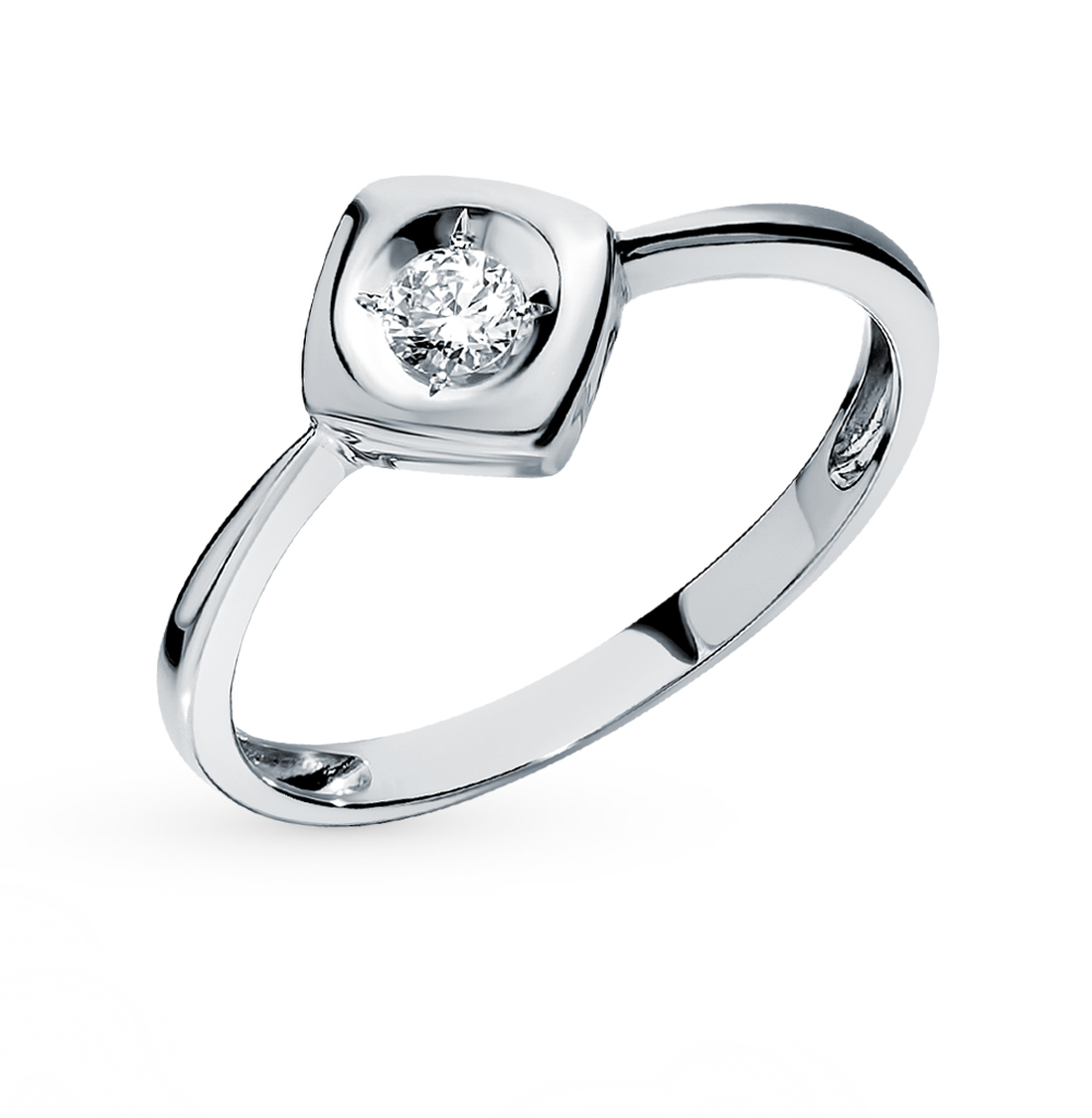 Фото «Золотое кольцо с бриллиантом»