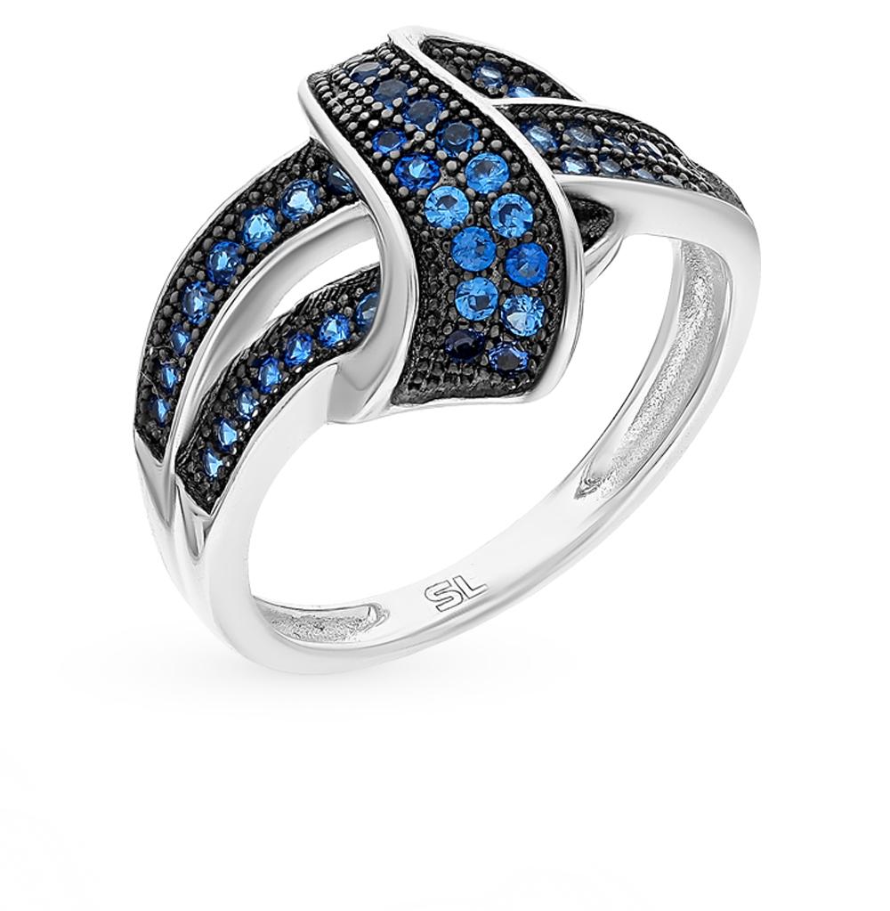 Фото «серебряное кольцо с со шпинелью»