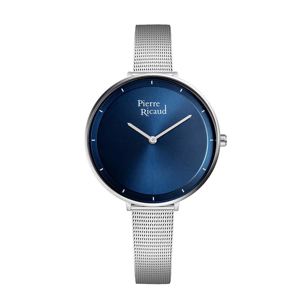 Фото «Женские кварцевые часы P22103.5115Q на стальном браслете с минеральным стеклом»