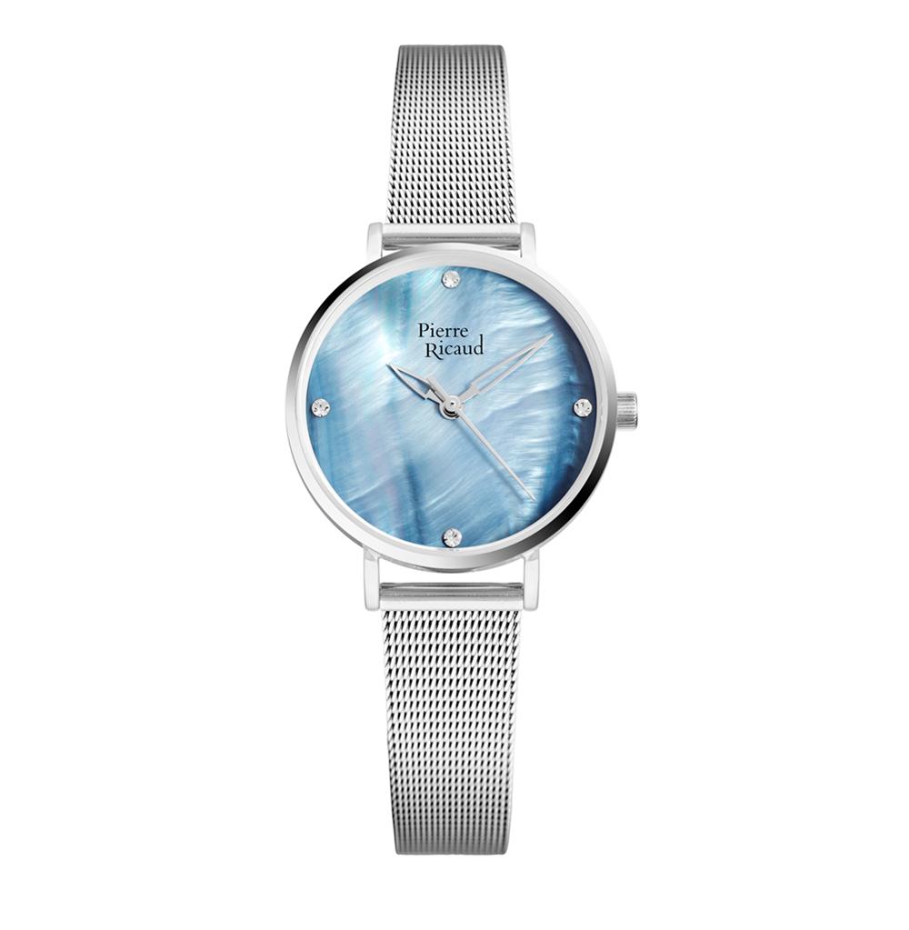 Женские часы P22043.514BQ на стальном браслете с минеральным стеклом