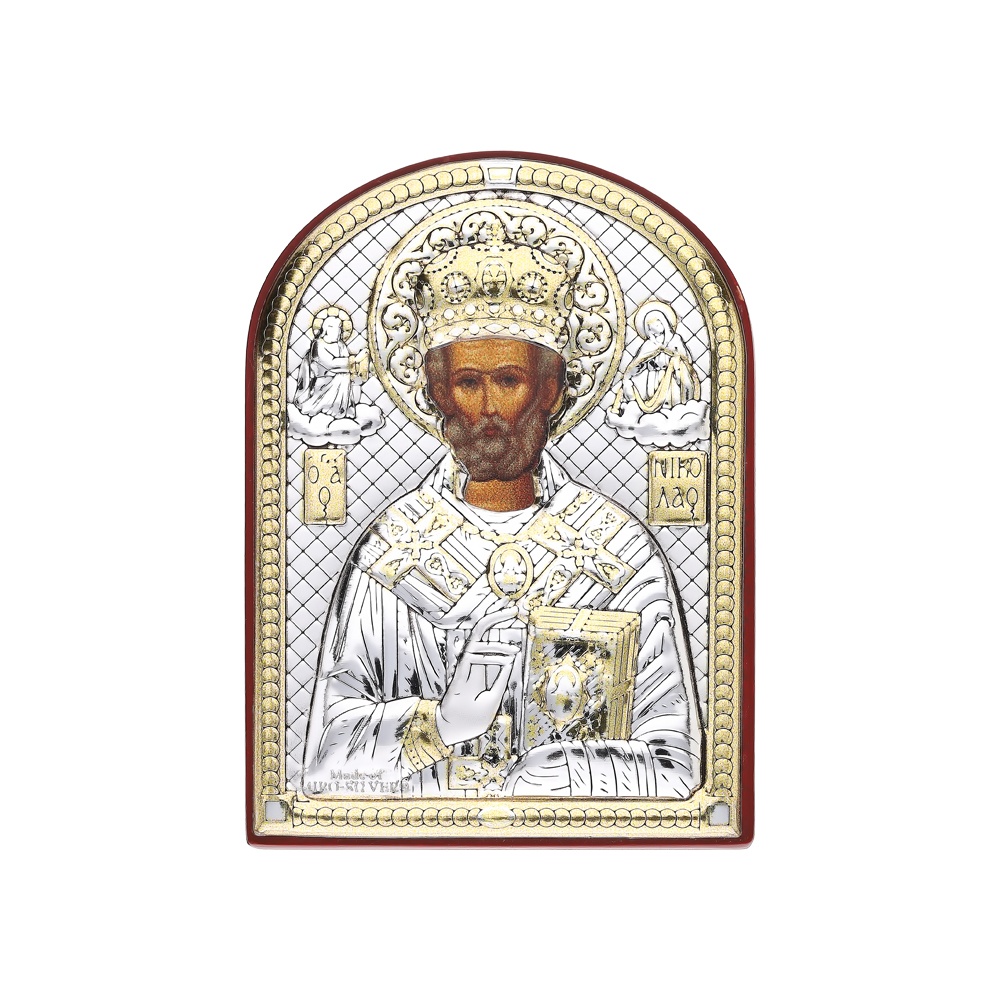 Серебряные иконы в Санкт-Петербурге