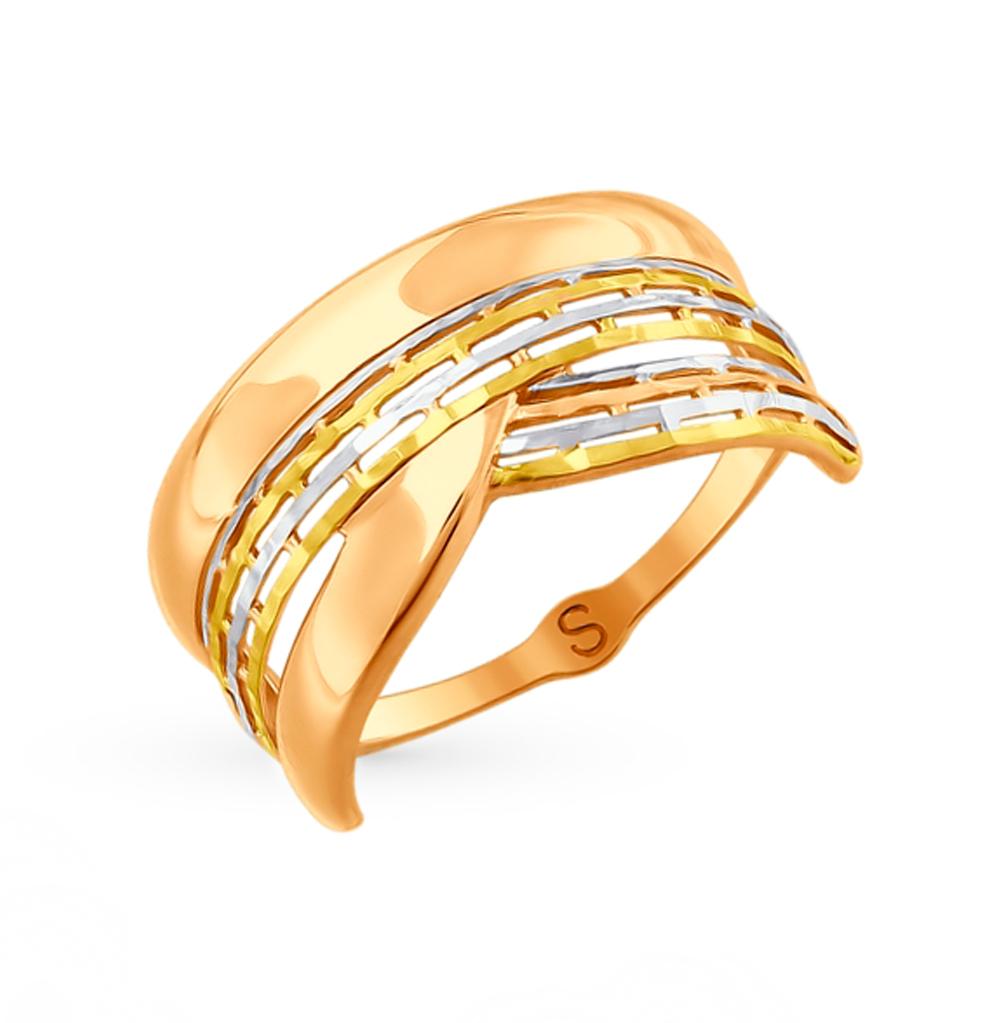 Фото «Золотое кольцо SOKOLOV 017794»