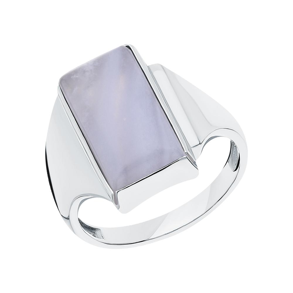 Серебряное кольцо с сапфиринами в Екатеринбурге