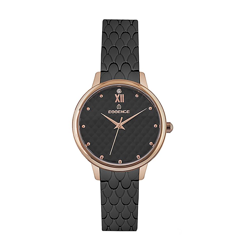 Фото «Женские часы ES6528FE.450 на стальном браслете с IP покрытием с минеральным стеклом»