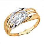 кольцо SOKOLOV 018121