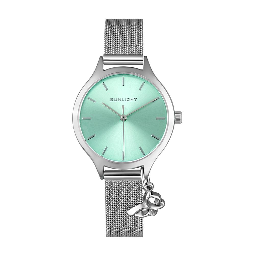 Женские часы с подвеской на миланском браслете в Екатеринбурге
