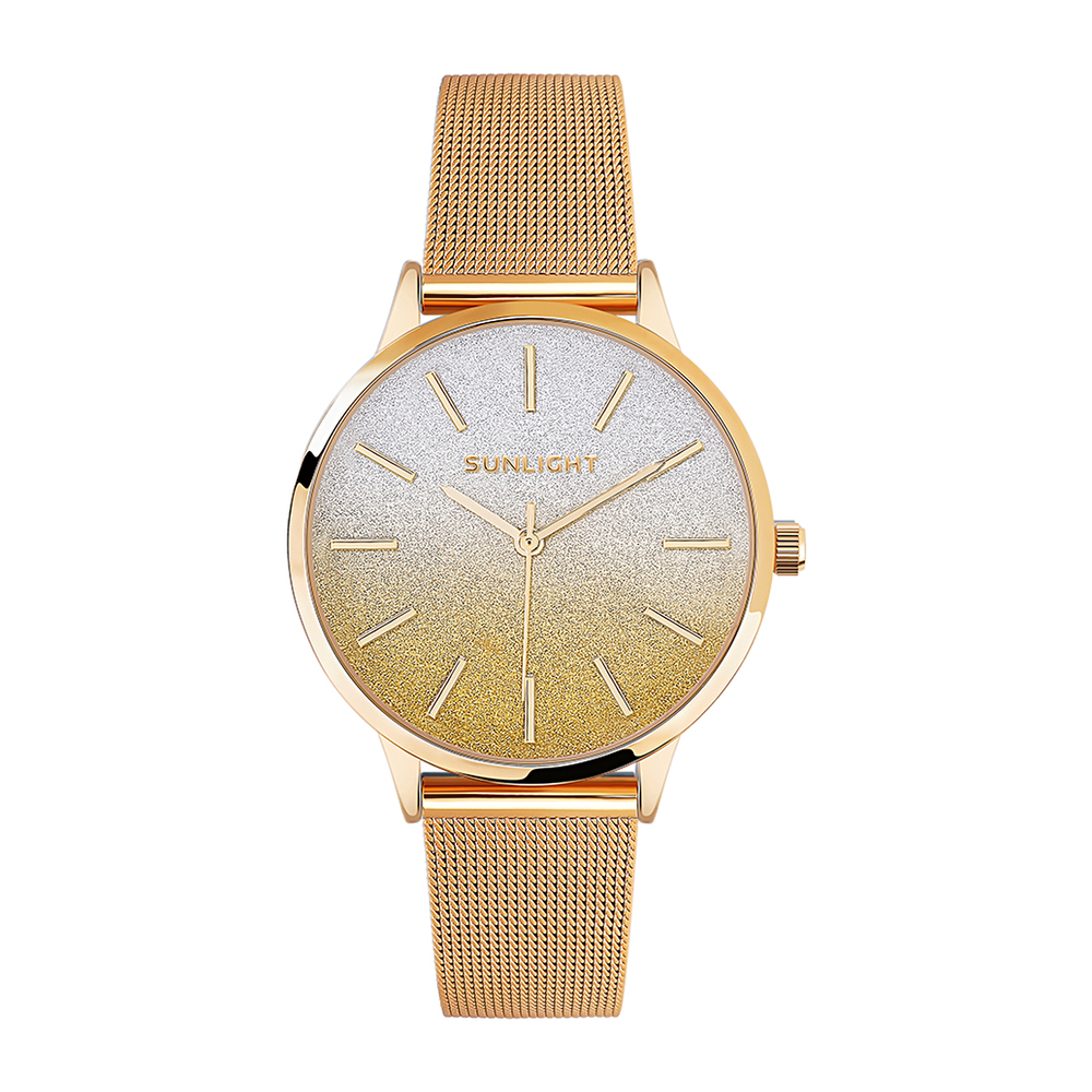 Фото «Стальные часы с тонким браслетом»