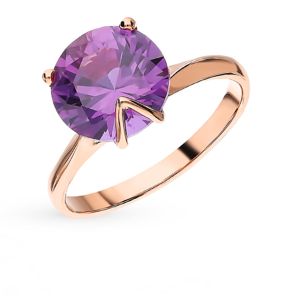 Золотое кольцо с александритом в Екатеринбурге