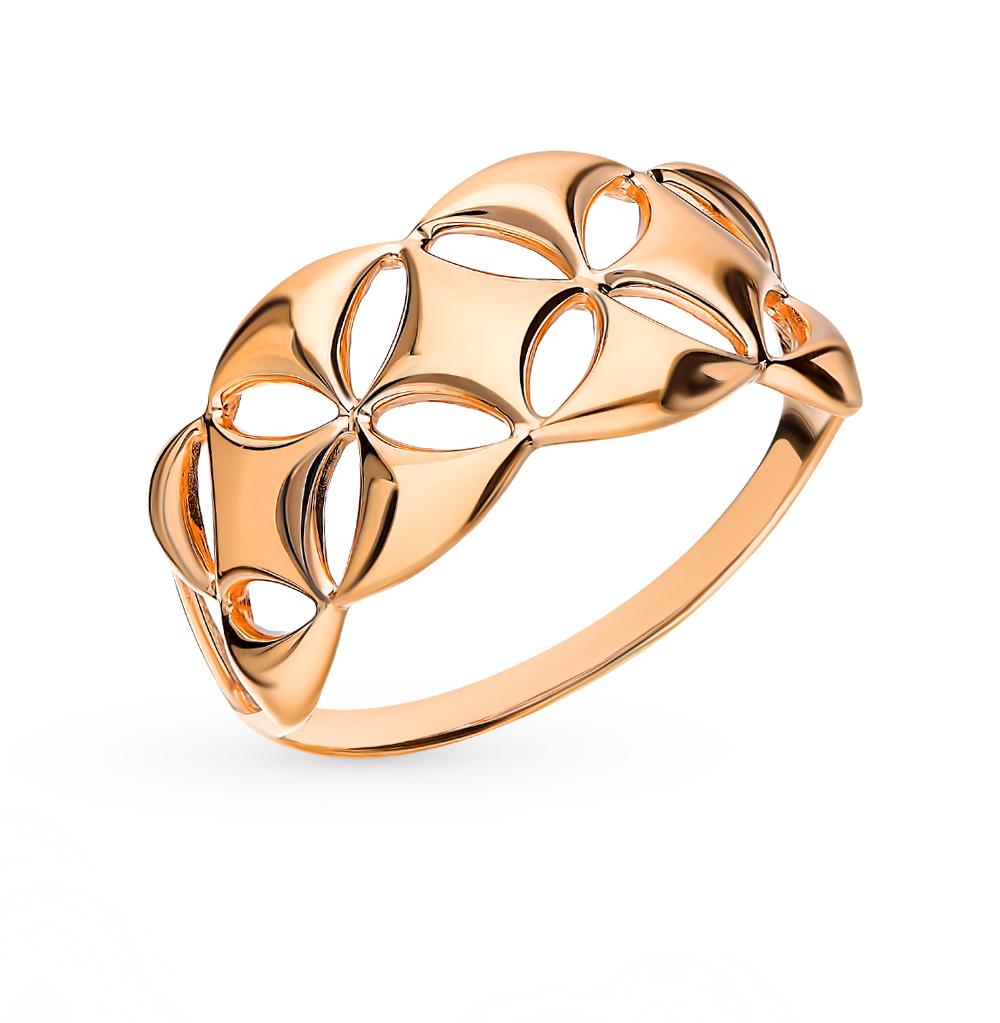 золотое кольцо SOKOLOV 016781*