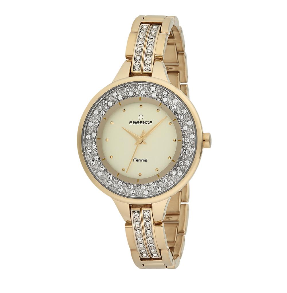 Женские часы D953.110 на стальном браслете с PVD покрытием с минеральным стеклом в Санкт-Петербурге