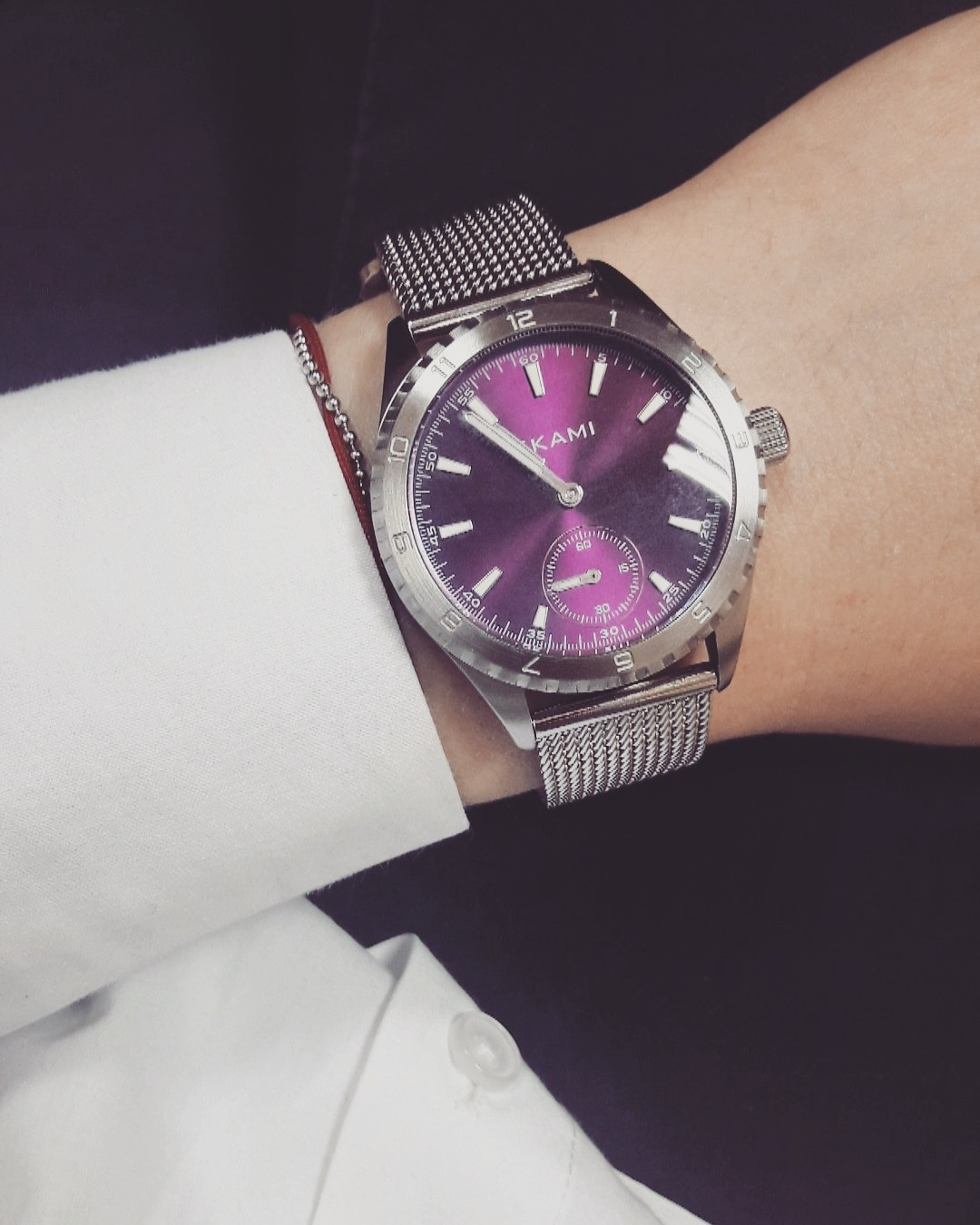 Okami часы