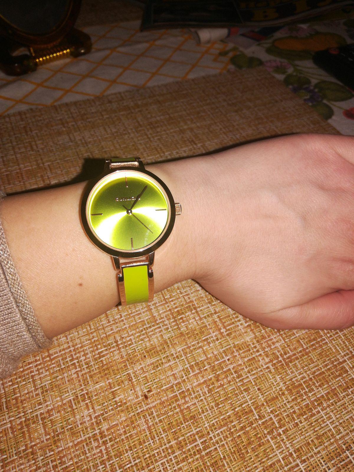 Наручные часы!