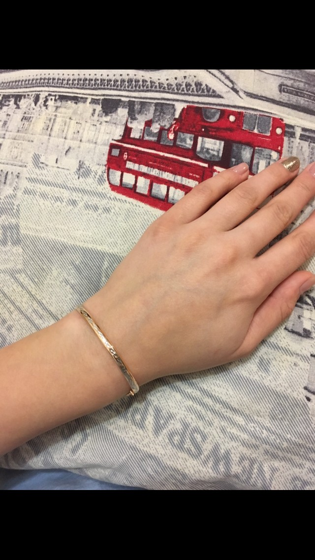 Необычный браслет)