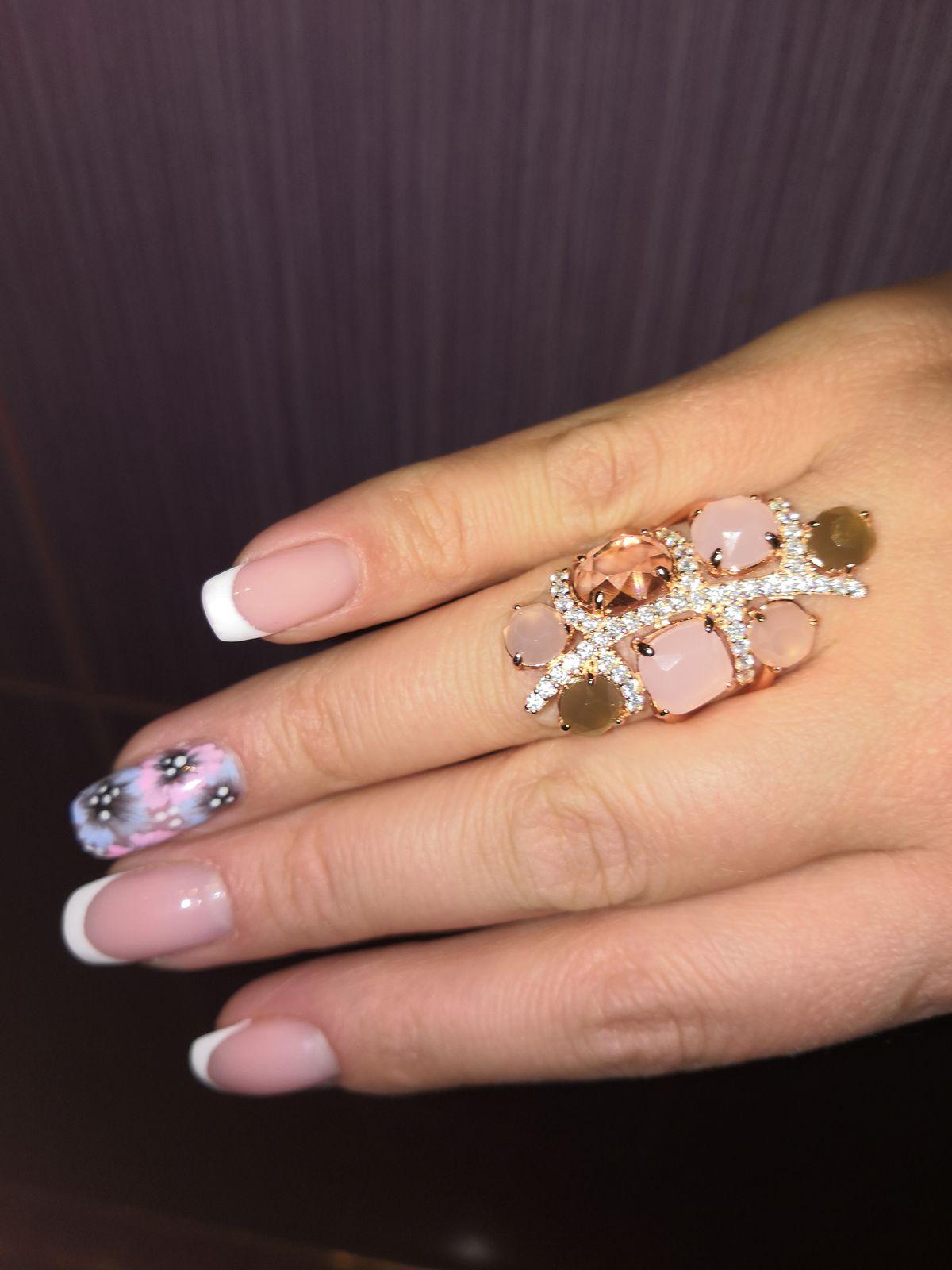 Очень красивое кольцо 💍 🥰