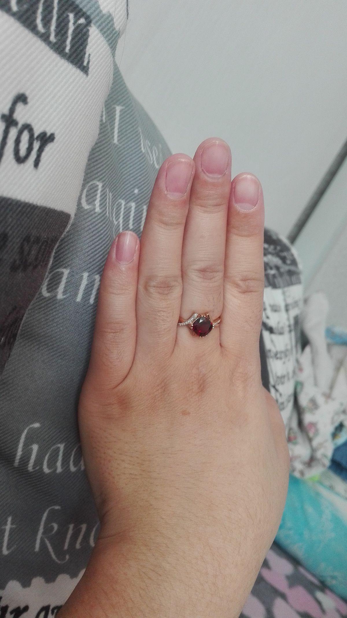 Кольцо суперское.
