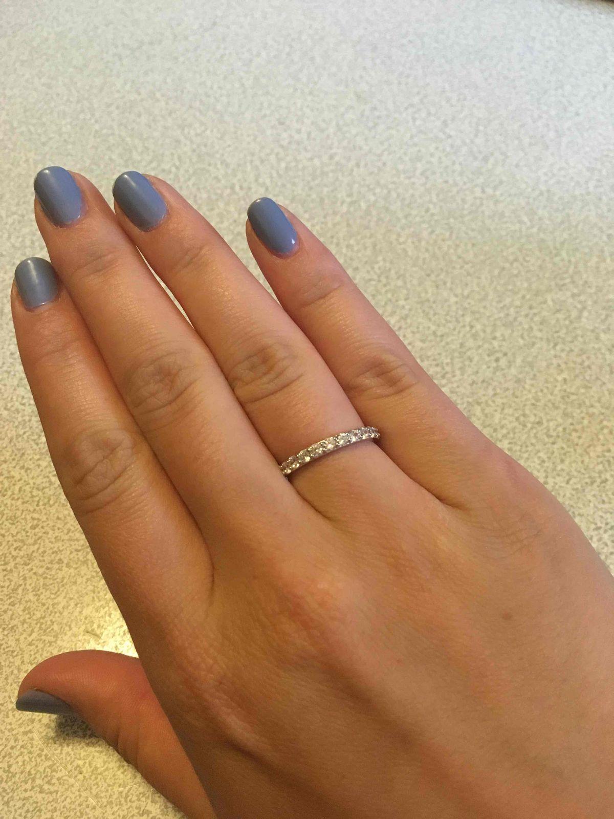 Не кольцо, а совершенство!