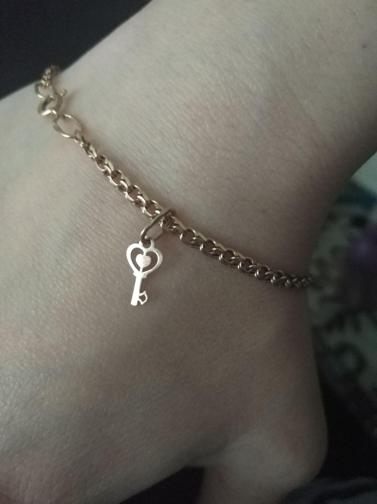 Ключик от моего сердца)))