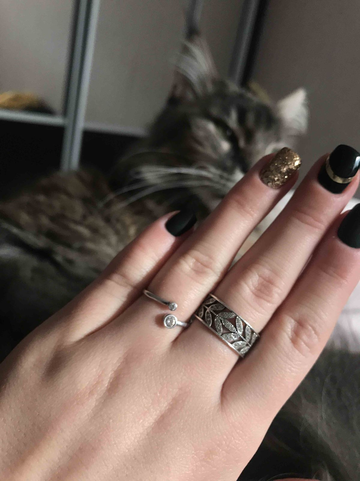 Самое удобное кольцо