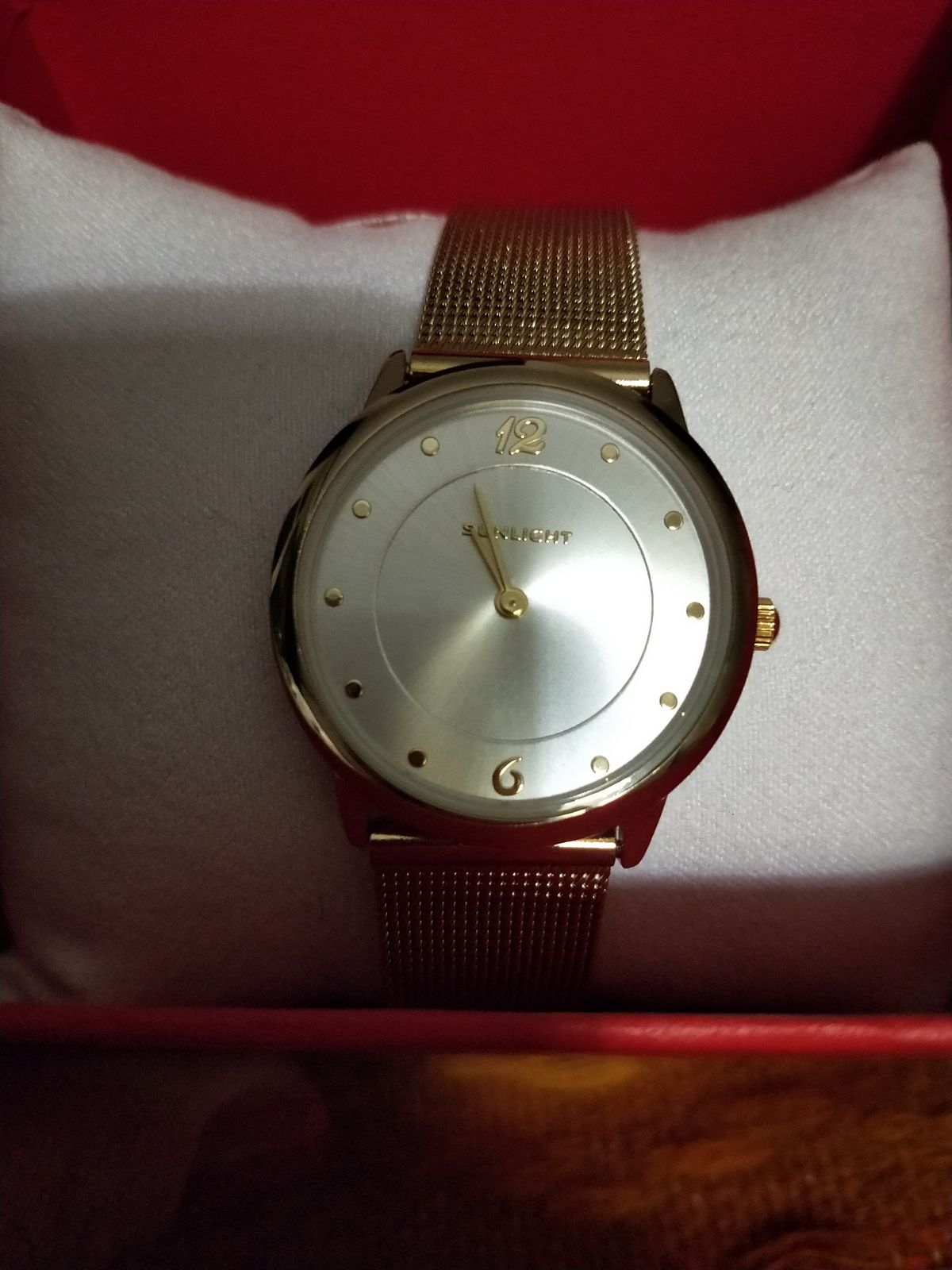 Изысканные часы!