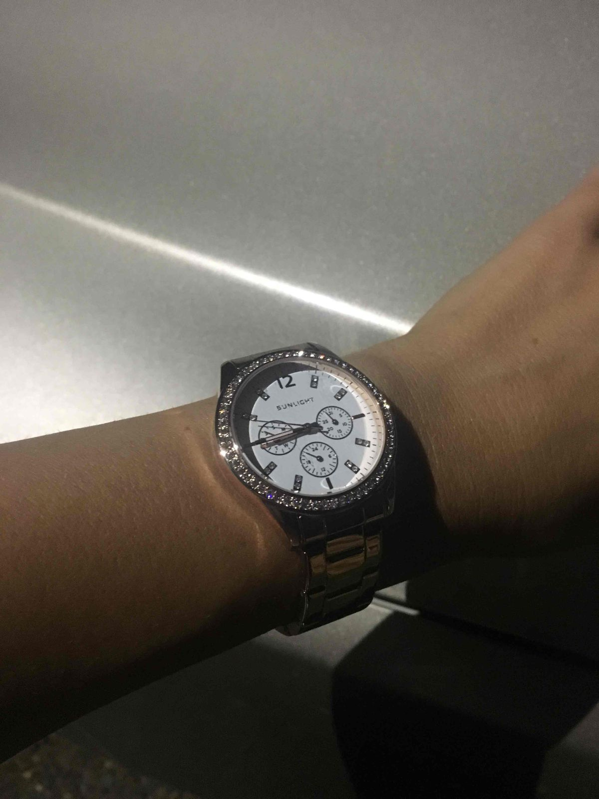 Мои часы sunlight