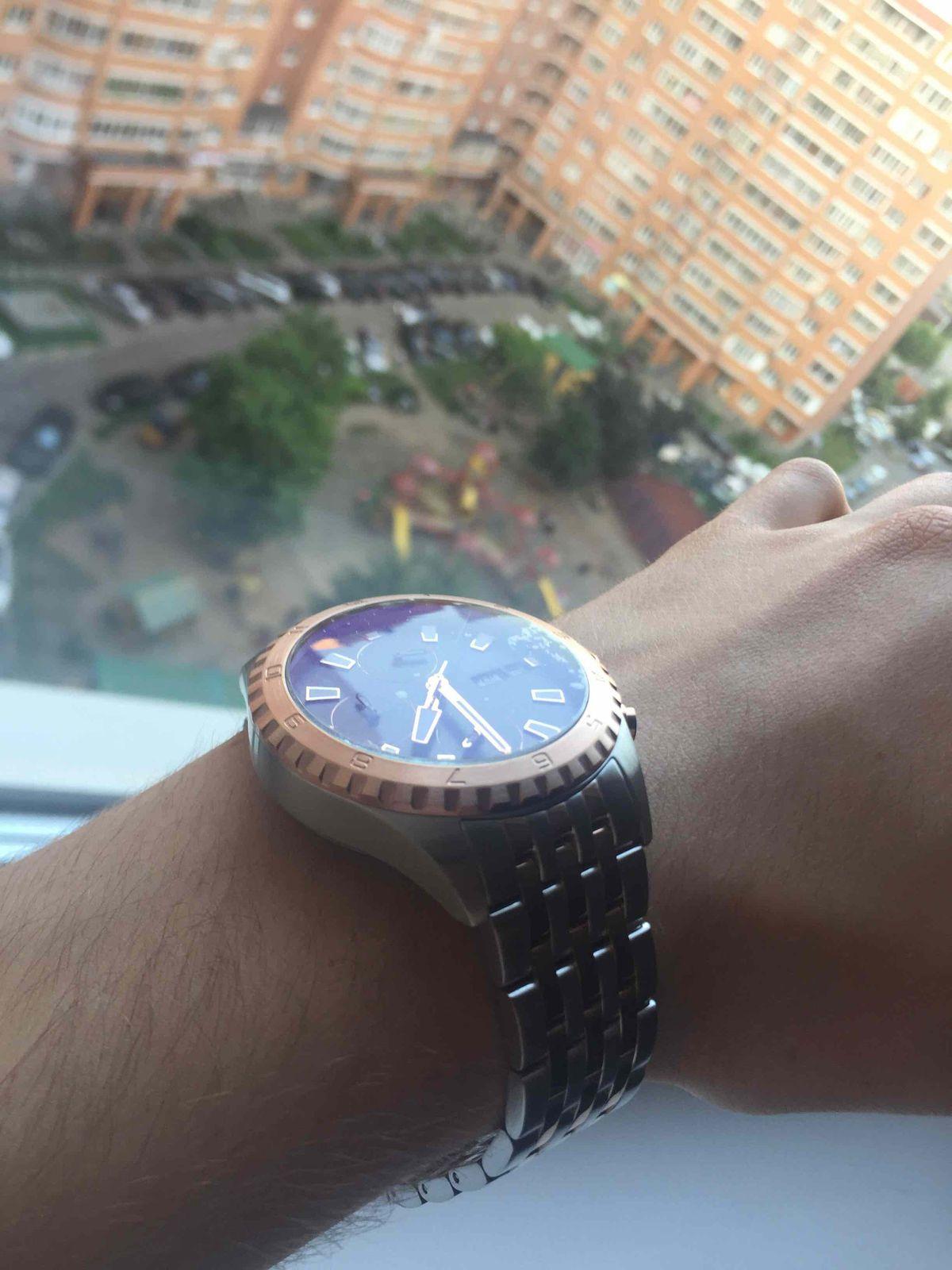 Идеальные часы !