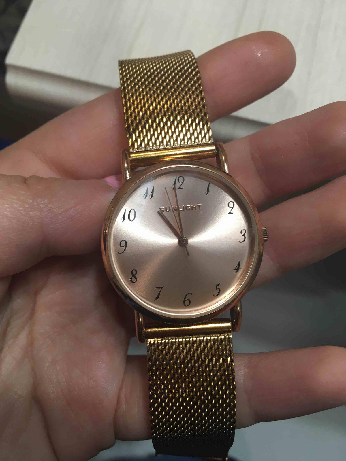 Часы супер.очень хорошо выглядят