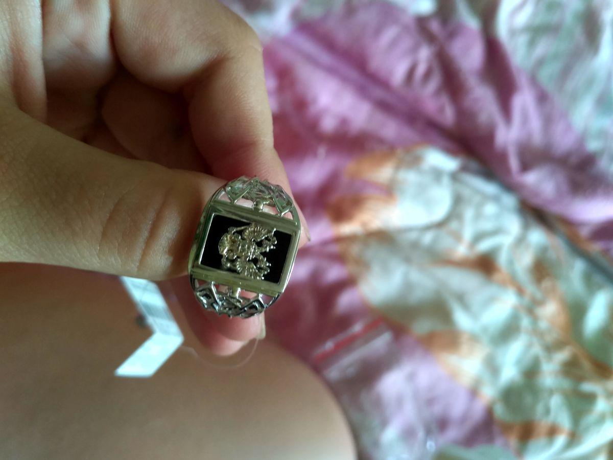 Спасибо, очень хорошее кольцо