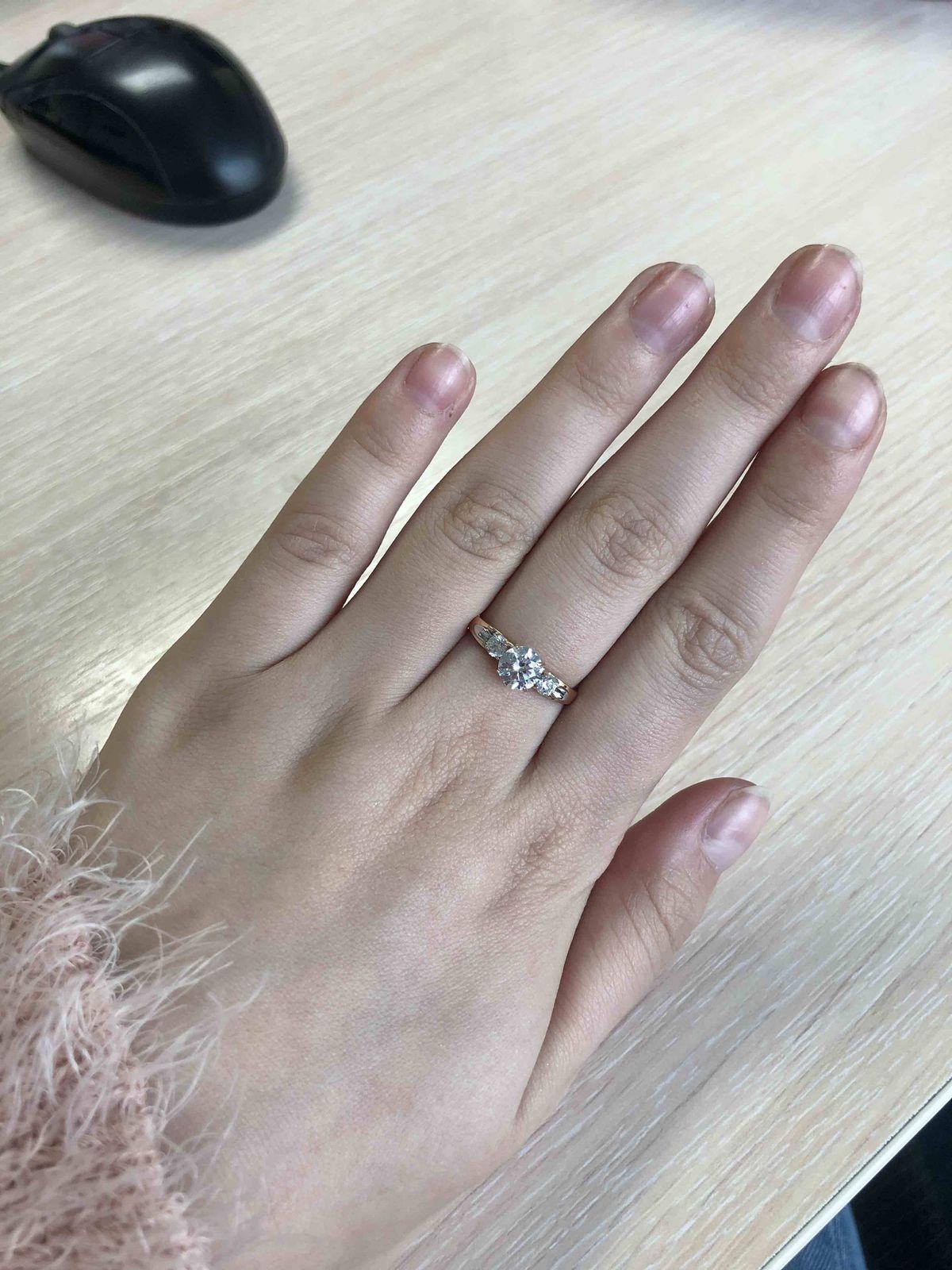 Очень красивое кольцо за достойную цену